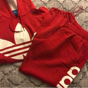 Other - Adidas sweatsuit